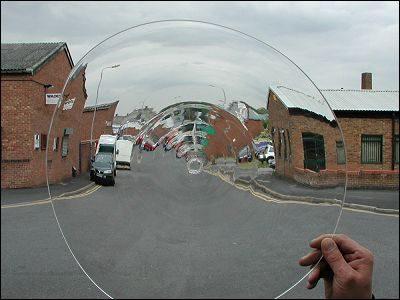 Glass Bullion: Clear 500mm